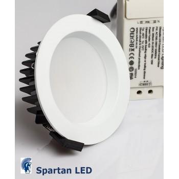 850 lumen 10-watt LED dimmable downlight (fits 92-100 mm cut-outs)