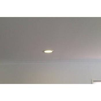 700 lumen 7 watt LED downlight, S (90-110 mm cut-out)