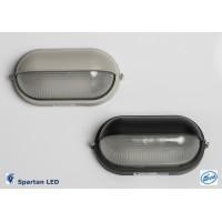 800 lumen, 10-watt LED bulkhead, eyelid