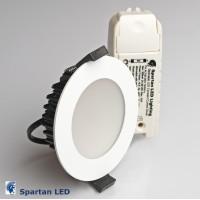 850 lumen dimmable 10-watt LED down light, low profile