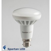 810 lumen, R80 LED bulb, 10w  Bayonet Fitting, 3500k