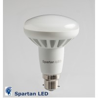 1,150 lumen R80 LED bulb, 12-watt, B22 fitting