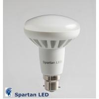 1,055 lumen R80 LED bulb, 12-watt, B22 fitting