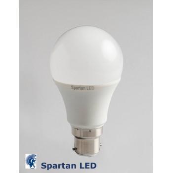 650 lumen, 8-watt LED bulb, Bayonet Fitting, Warm or Cool White