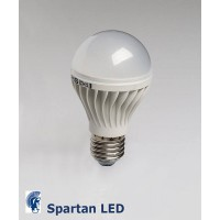 632 lumen 7.5-watt LED Bulb, E27 Screw Fitting, Choice of 3000k or 3500k
