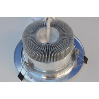 1,500 lumen 15-watt LED high power Downlight (fits 155-175 mm cut-out)