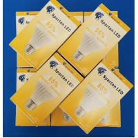 Bulk Package!  10 A60 LED Bulbs Warm White 3000k Screw Fitting