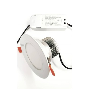 700 Lumen Dimmable Downlight 7 watt, (90-110mm cut-out)