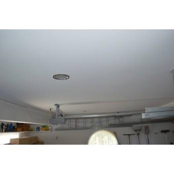 1,150 lumen 12-watt LED Downlight, S (ftis 140-167 mm cut-out)