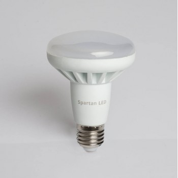 1,200 lumen, 12-watt R80 LED bulb, E27