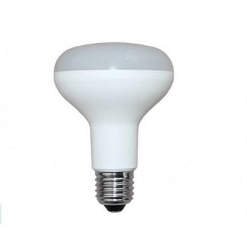 810 lumen, Dimmable R80 LED light bulb, 10-watt